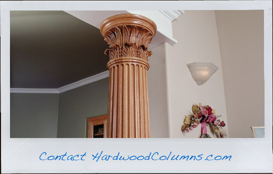 Contact HardwoodColumns.com