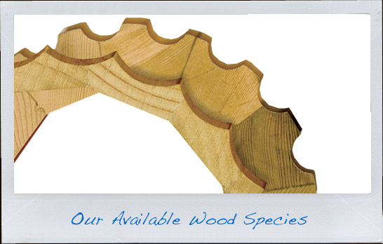 Available Wood Species